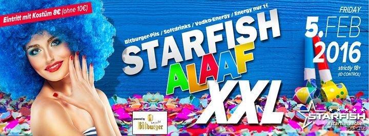 Single party aachen starfish