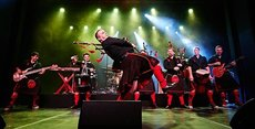 "Red Hot Chilli Pipers – ""The Octane Tour 2016"""