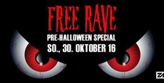 Free Rave Pre-Halloween Special