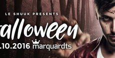 Le Shuuk presents Halloween