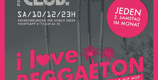 I LOVE REGGAETON x HEILBRONN x ROOMS CLUB