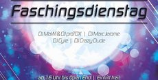 Faschingsdienstag - The Power Of Trance Classics // Ab 16 Uhr bis Open End