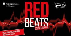 RED BEATS Goes The Rooms Club