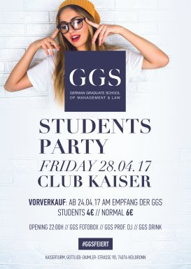 GGS Students Party