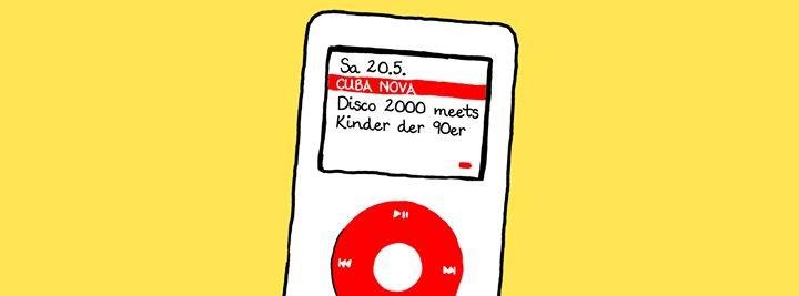 festa disco 2000 meets kinder der neunziger cuba nova in m nster. Black Bedroom Furniture Sets. Home Design Ideas