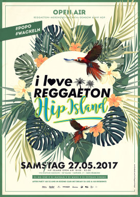 I LOVE REGGAETON x OPEN AIR x HEILBRONN