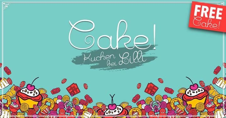 Party cake kuchen bei lilli homebase in for Kuchen ludwigshafen