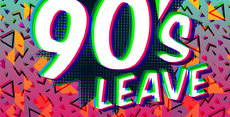 ABI PARTY - Last 90´s Leave
