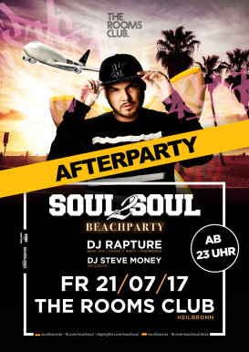 Soul2Soul - Beachparty - Afterparty