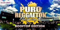 Heilbronn ☆ Rooftop Party - PURO Reggaeton ☆