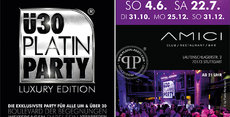 Stuttgart. ü30 Platin Party