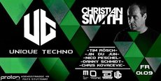 Unique Techno pres. Christian Smith (Drumcode)
