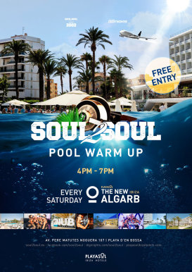 Soul2Soul Pool Warm Up