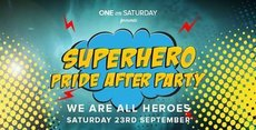 Superheroes Pride After Party : We Are All Heroes