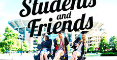 Students and Friends - Grand Opening