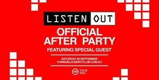 Listen Out After Party Ft. Special Guest