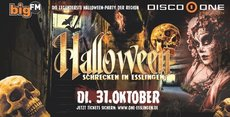 bigFM HALLOWEEN - Schrecken in Esslingen