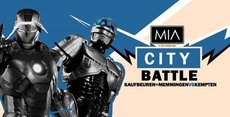 City Battle - Kempten vs. Kaufbeuren & Memmingen
