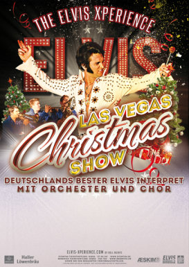 The Elvis Xperience - Christmas in Vegas