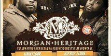 Catch A Fire feat. Morgan Heritage (Ja) Grammy Winner 2016