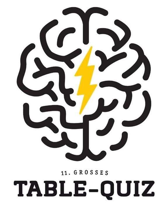 Party 11 gro es bch table quiz bei chez heinz in for Table quiz hannover