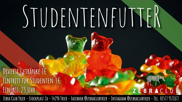 Party Studentenfutter
