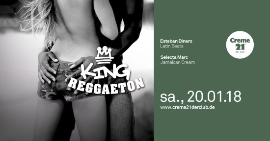 King Reggaeton Vol.2