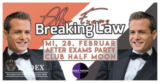 Breaking Law l After Exams l 28.02.
