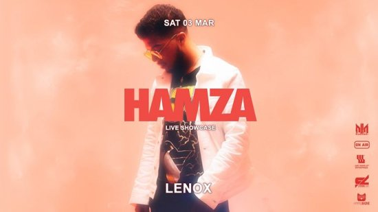 Hamza Live Showcase | Lenox 03.03