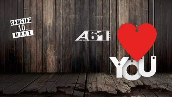 A61 loves you