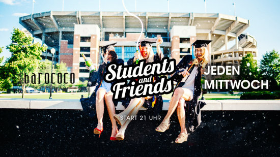 Students and Friends