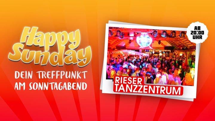 party sonntag happy sunday rieser tanzzentrum in n rdlingen pf fflingen. Black Bedroom Furniture Sets. Home Design Ideas