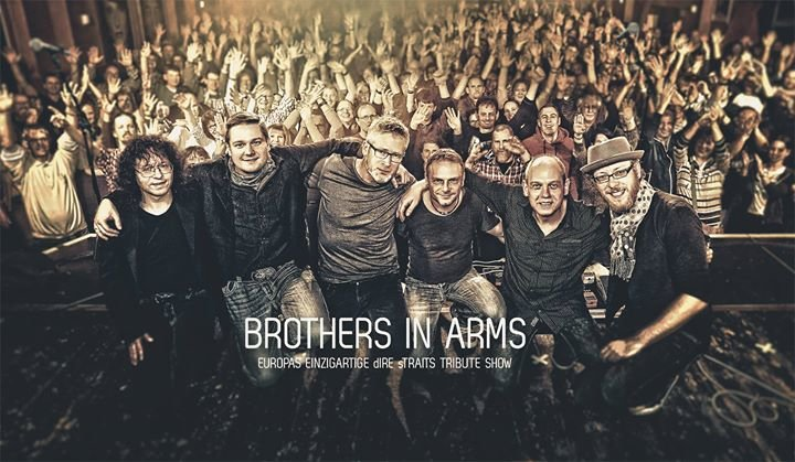 party brothers in arms live in k ln xxl show die kantine in k ln. Black Bedroom Furniture Sets. Home Design Ideas