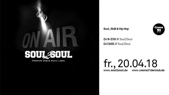 Soul2Soul - Ladies Night