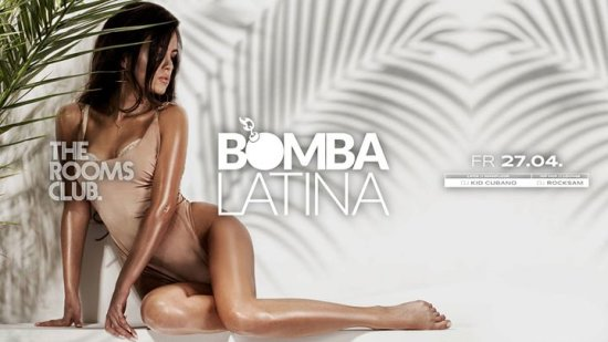 Bomba Latina // The Rooms Club Heilbronn