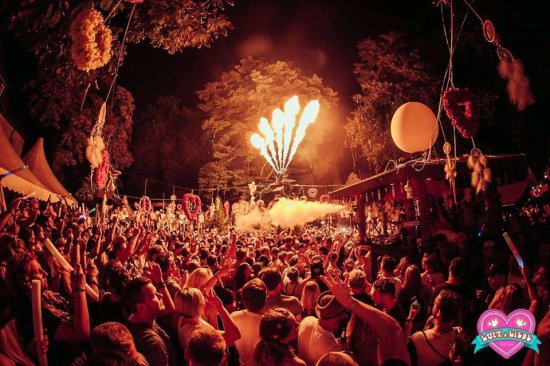 Luft & Liebe Open Air Festival 2018 Vol. I