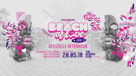 Beach of Love - Offizielle Afterhour