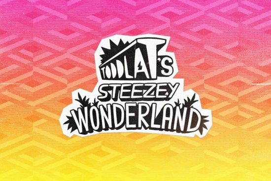 Toddla T's Steezey Wonderland Pool Parties