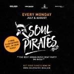 Soul Pirates Urban Music Boat Party