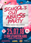SCHOOL's OUT - Abriss Party