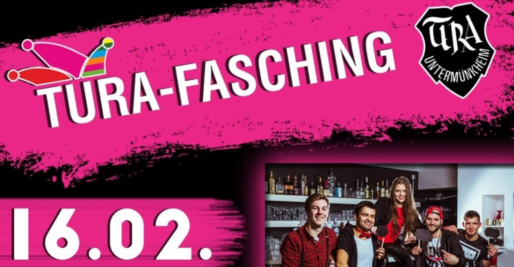 Tickets Fur 2 Tura Fasching 2019 Mit Tets Am 16 02 2019