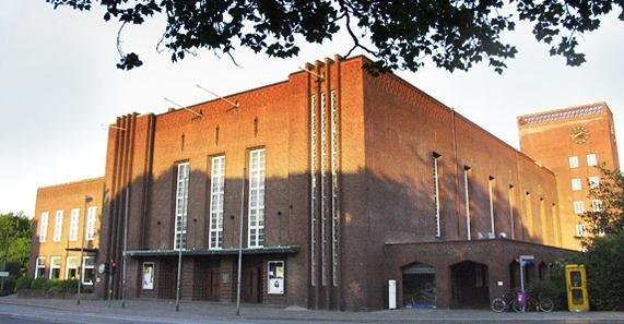 51 Stufen Kino im Deutschen Haus Flensburg Kinos und