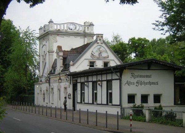 altes fischerhaus, düsseldorf - restaurants und wirtschaften, Attraktive mobel