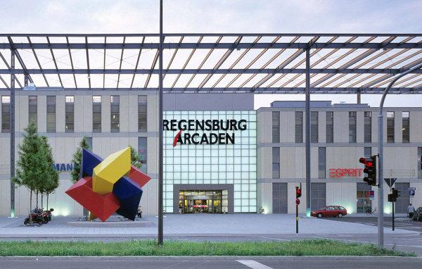 Arkaden Regensburg