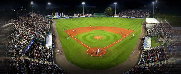 Baseball Stadion Regensburg
