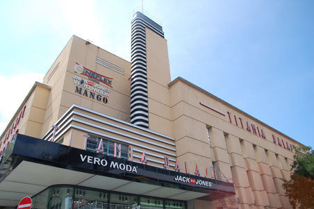 Cineplex Titania Palast