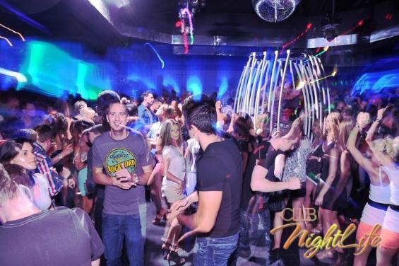 Flirten discotheek