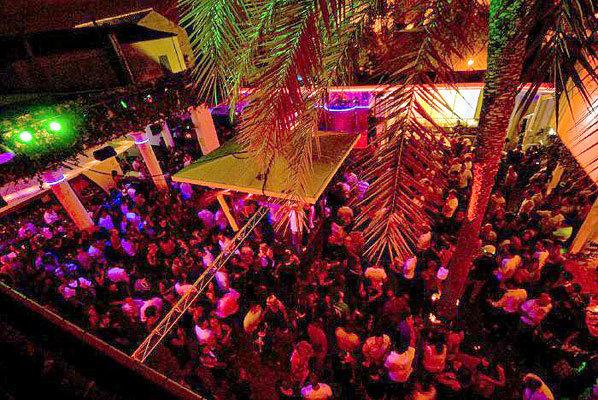 La Terrrazza, Barcelona - Clubs und Discotheken