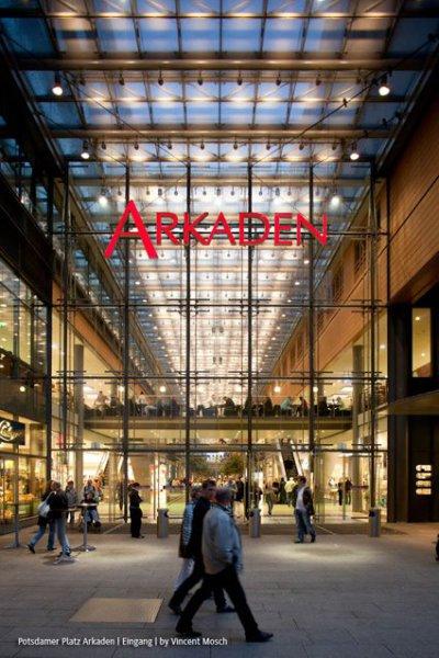 Potsdamer platz arkaden berlin shopping lifestyle for Wohndesign 2 fermob store in berlin