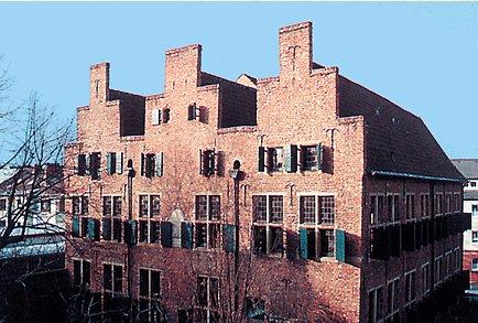 Dreigiebelhaus Duisburg